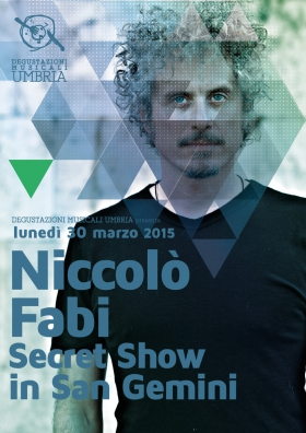 Secret Show: Niccolò Fabi