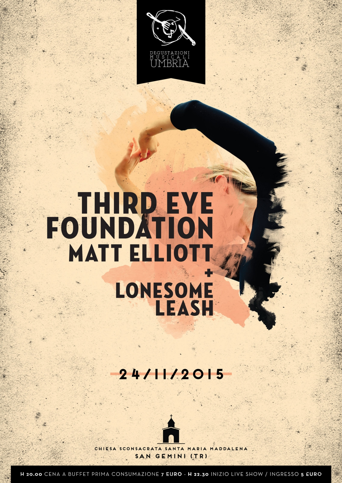 Third Eye Foundation (Matt Elliott) <br /> Lonesome Leash