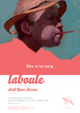 Laboule + Hold your Horses