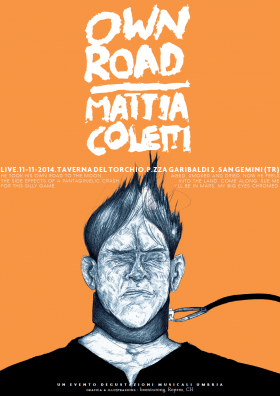 Mattia Coletti + Own Road