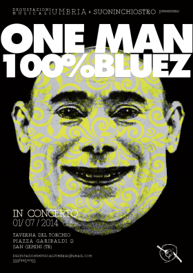 One Man 100% Bluez