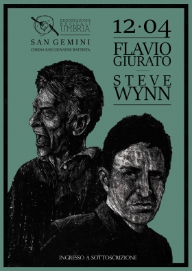 STEVE WYNN (Dream Syndicate) SOLO ELECTRIC live a San Gemini / Open FLAVIO GIURATO